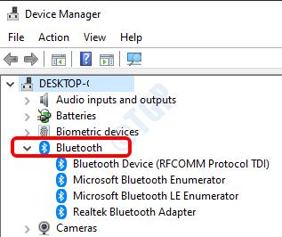 11 Bluetooth Driver