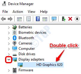 13 Display Adapter Properties