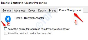 16 Bluetooth Power Management