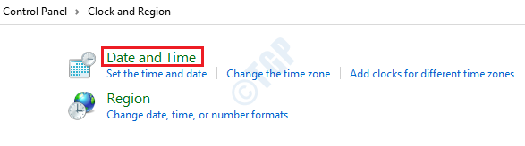 18 Control Panel Date And Time