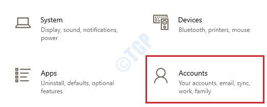 2 Settings Accounts