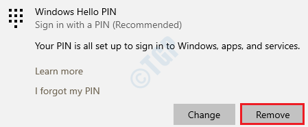 28 Remove Pin
