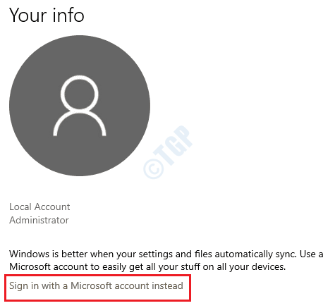 3 Sign In With Ms Account