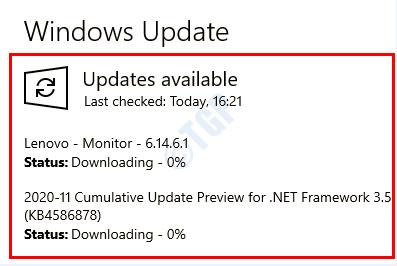 3 Windows Updating