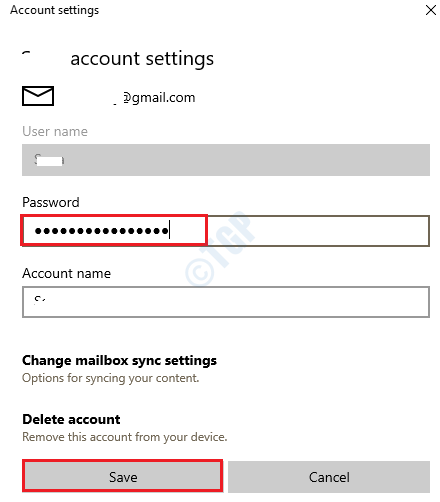 45 Update Mail App Password