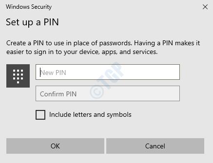 5 Ms Set Up Pin