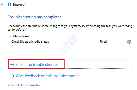 6 Bluetooth Close Troubleshooter
