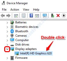 6 Display Adapter Properties