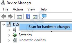 6 Scan Hardware Changes