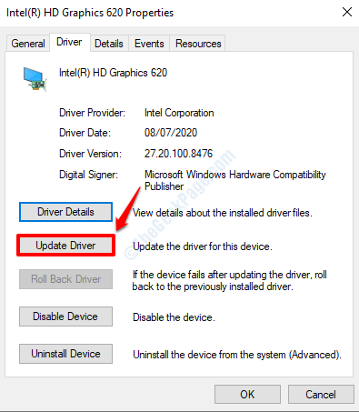 8 Graphics Card Update Driver