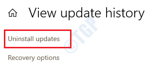 9 Uninstall Updates