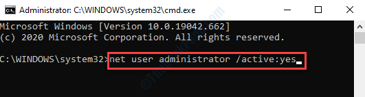 Command Prompt (admin) Run Command To Install Driver Using Admin Account Enter