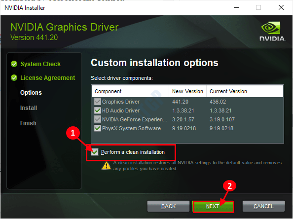 Before Install 1 Min