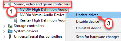 Nvidia Hd Audio Update Min