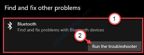 Run The Troubleshooter Bluetooth Min
