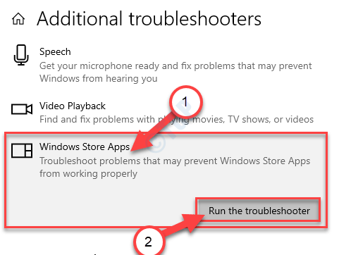 Store Apps Run The Troublshooter Min