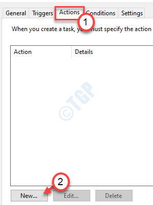 Actions New Min