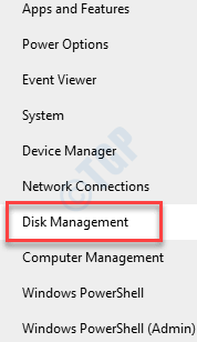 Disk Management Min