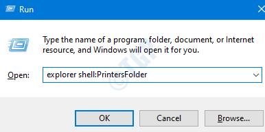 Explorer Printers Run