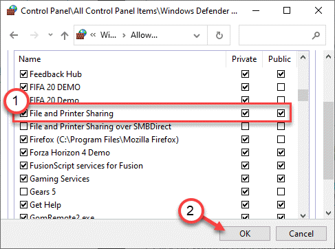 File And Printer Sharing Min
