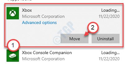 Move Xbox
