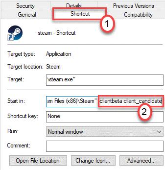 Shortcut Clientbeta Client Min