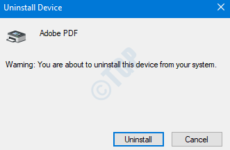 Uninstall Device In Device Management