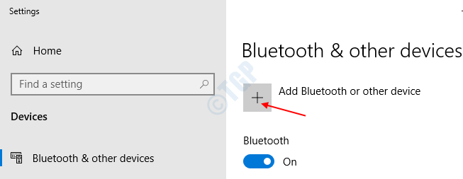 Add Bluetooth