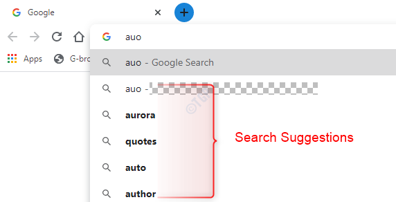 Auto Search Enabled