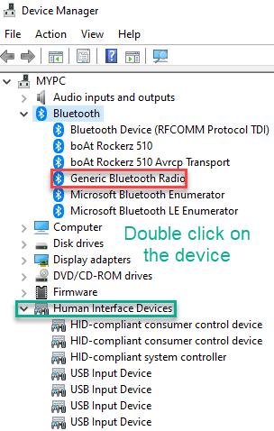 Bluetooth Dc Min