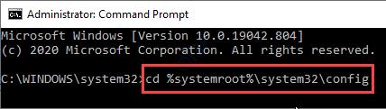 Cd System Config Min