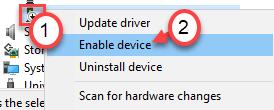 Enable Device Universal Min Min