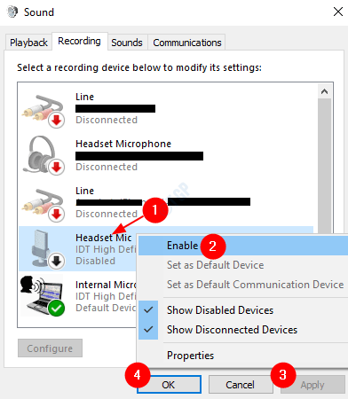Enable Microphone Control Min Min