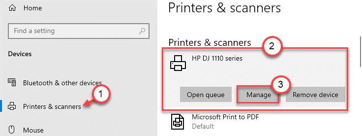 Manage Printer Min