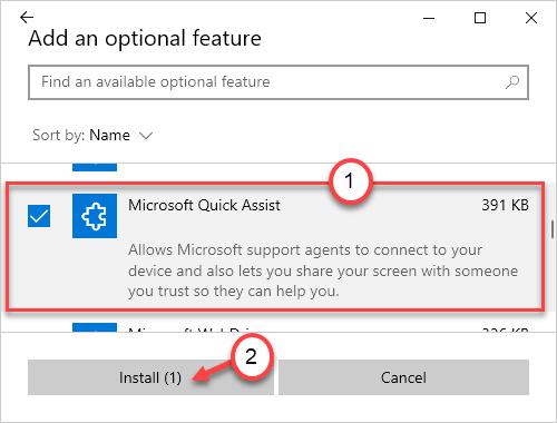 Microsoft Quick Install Min