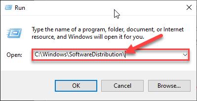 Run Softwaredistribution Min