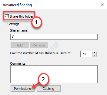 Share This Folder Min