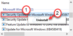 Uninstall Update Min Min