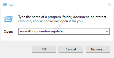 Windows Update command