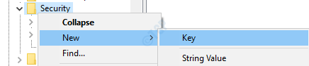 New - Key