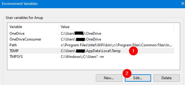Temp -edit