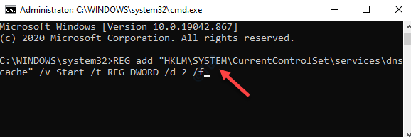 Command Prompt (admin) Run Command To Enable Network Discovery When You See Error Enter