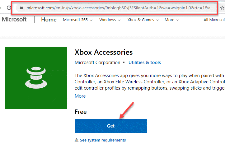 Microsoft Official Link Xbox Accessories Get