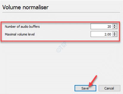 Vlc Volume Normaliser Adjust Volume Level Save