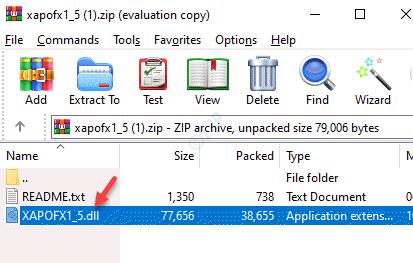 Zip File Xapofx1 5.dll Copy File