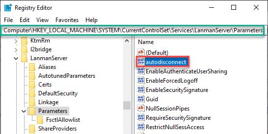 Auto Disconnect Dc Min