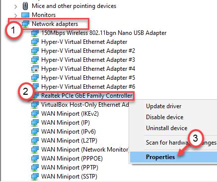 Ethernet Props Min