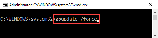 G Update Force