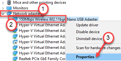 Network Props Min