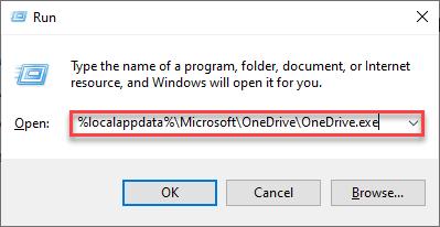 Open Onedrive